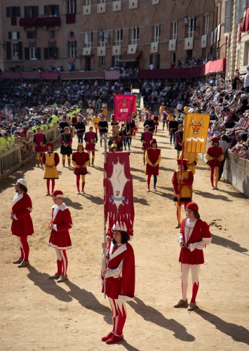 The Palio: Pride, Passion & Pandemonium - Gallery Slide #6