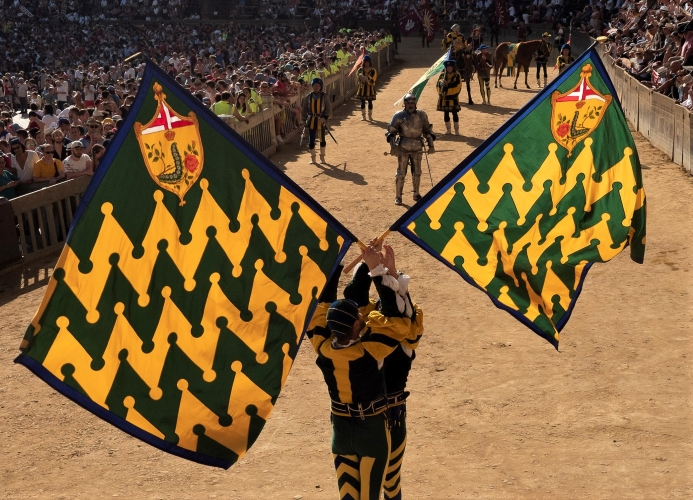 The Palio: Pride, Passion & Pandemonium - Gallery Slide #36