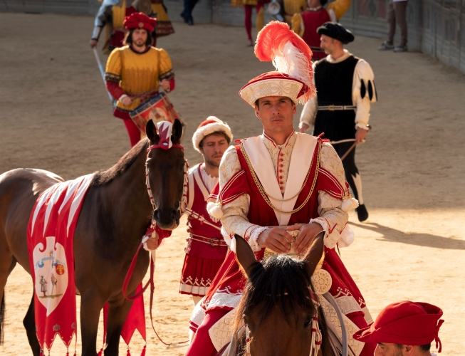 The Palio: Pride, Passion & Pandemonium - Gallery Slide #38