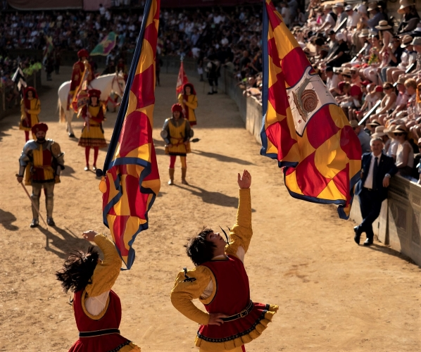 The Palio: Pride, Passion & Pandemonium - Gallery Slide #20