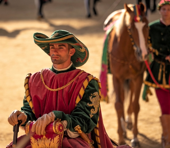 The Palio: Pride, Passion & Pandemonium - Gallery Slide #28