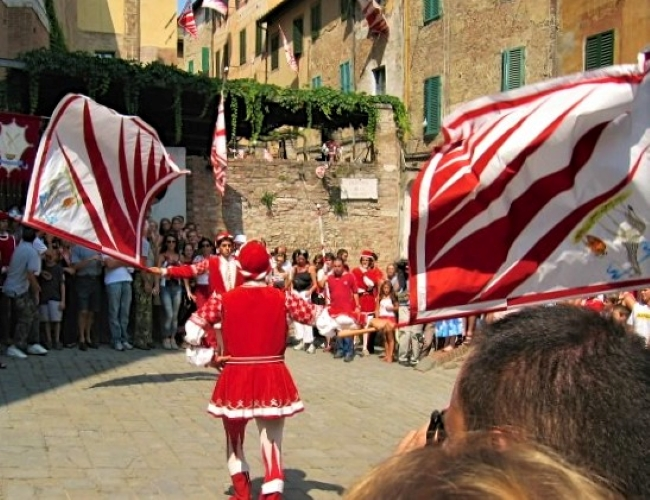 The Palio: Pride, Passion & Pandemonium - Gallery Slide #40