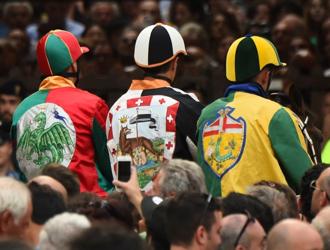The Palio: Pride, Passion & Pandemonium - Gallery Slide #5