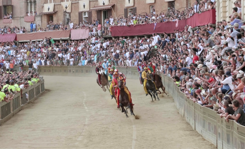 The Palio: Pride, Passion & Pandemonium - Gallery Slide #48