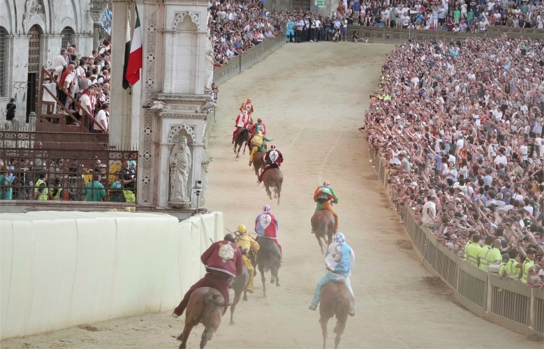 The Palio: Pride, Passion & Pandemonium - Gallery Slide #53