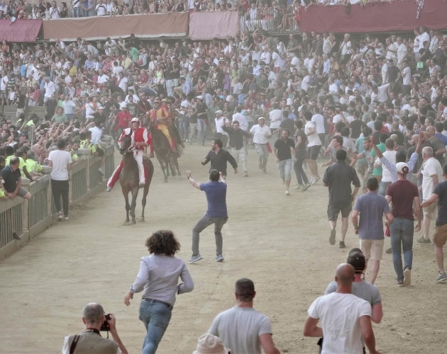 The Palio: Pride, Passion & Pandemonium - Gallery Slide #54