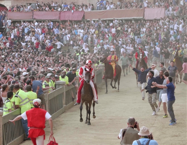 The Palio: Pride, Passion & Pandemonium - Gallery Slide #55
