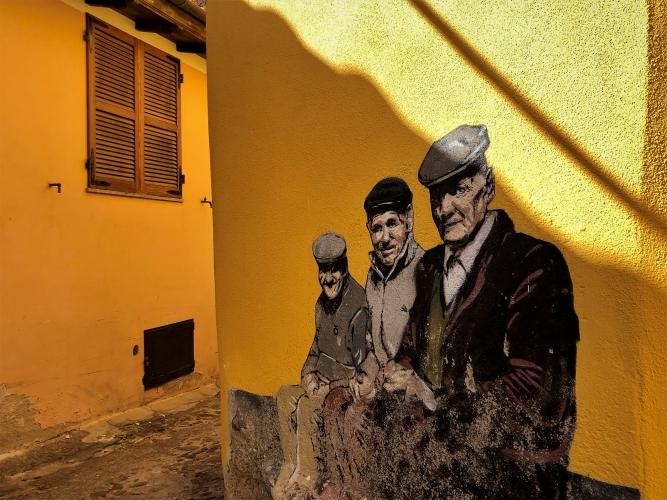 Sardinia's Talking Walls - Gallery Slide #11