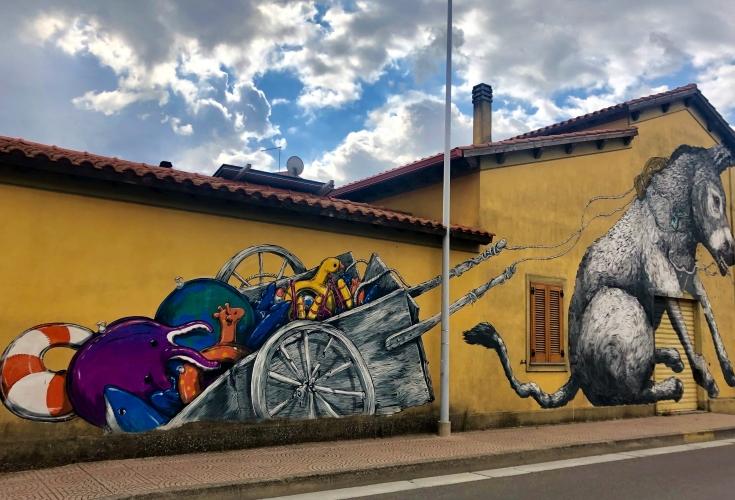 Sardinia's Talking Walls - Gallery Slide #13