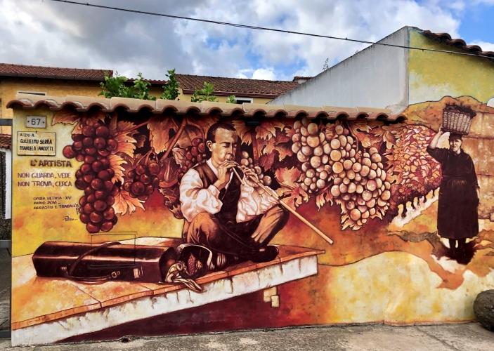 Sardinia's Talking Walls - Gallery Slide #52