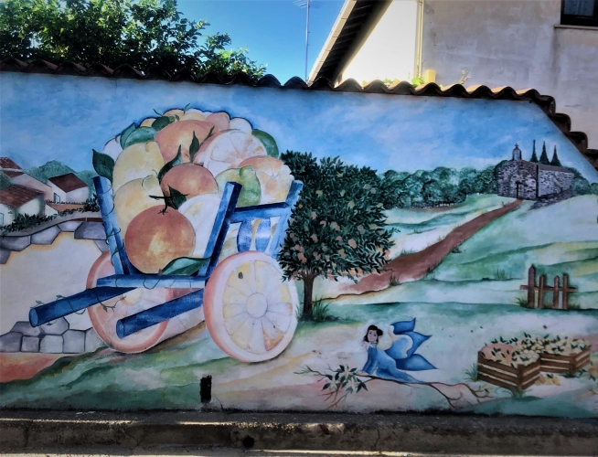 Sardinia's Talking Walls - Gallery Slide #41