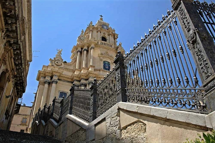 Sicilian Baroque Architecture - Gallery Slide #48