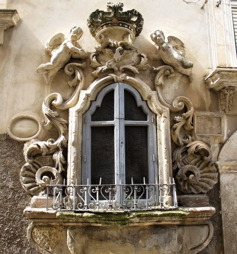 Sicilian Baroque Architecture - Gallery Slide #41