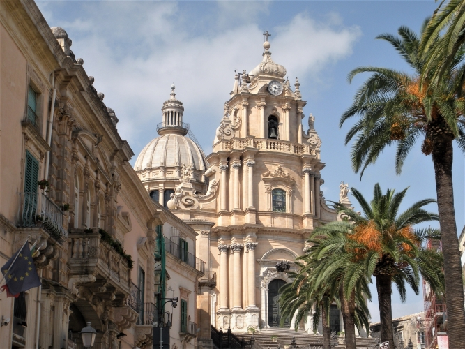 Sicilian Baroque Architecture - Gallery Slide #47