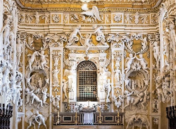 Sicilian Baroque Architecture - Gallery Slide #4
