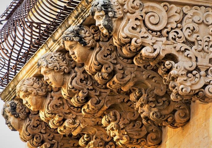 Sicilian Baroque Architecture - Gallery Slide #15