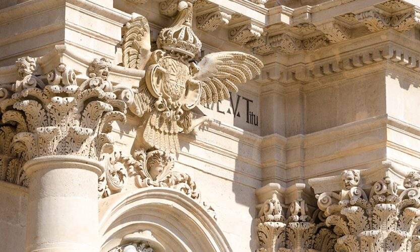 Sicilian Baroque Architecture - Gallery Slide #37
