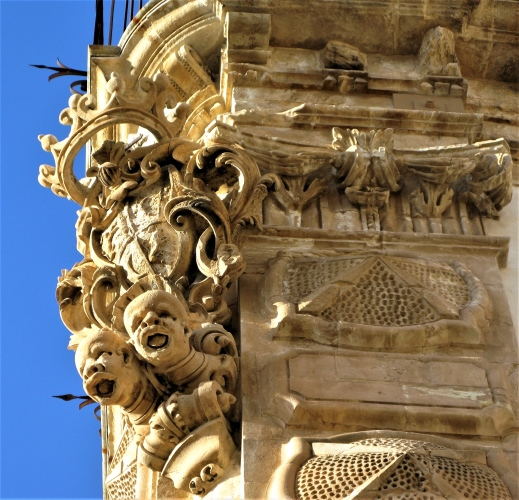 Sicilian Baroque Architecture - Gallery Slide #16