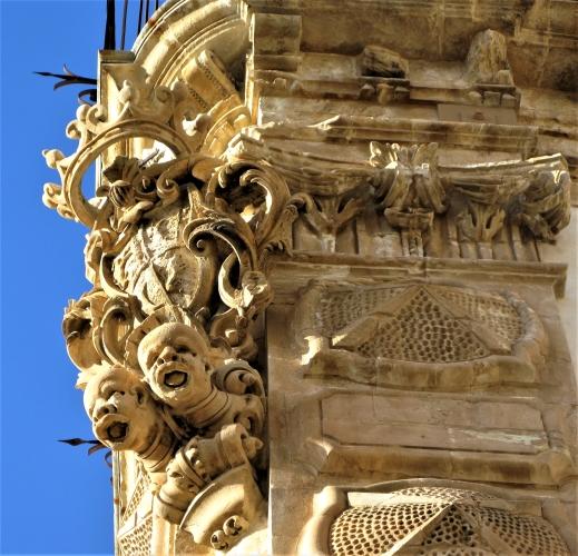 Sicilian Baroque Architecture - Gallery Slide #16