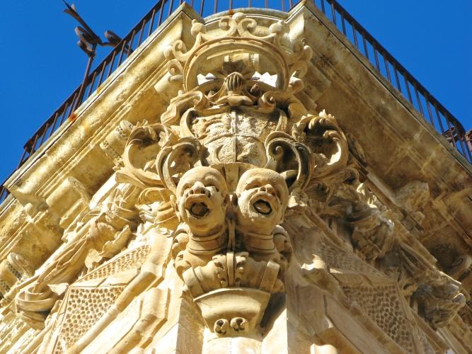 Sicilian Baroque Architecture - Gallery Slide #7