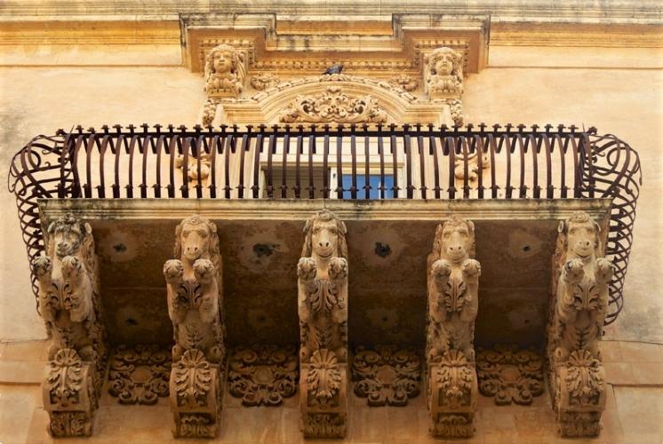 Sicilian Baroque Architecture - Gallery Slide #14