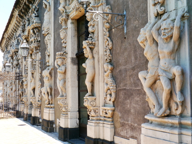 Sicilian Baroque Architecture - Gallery Slide #30