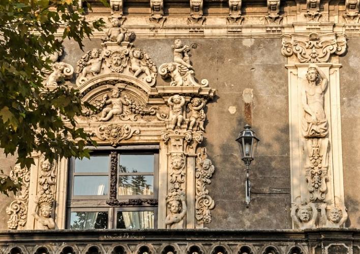Sicilian Baroque Architecture - Gallery Slide #2