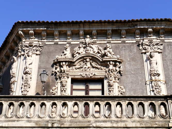 Sicilian Baroque Architecture - Gallery Slide #31