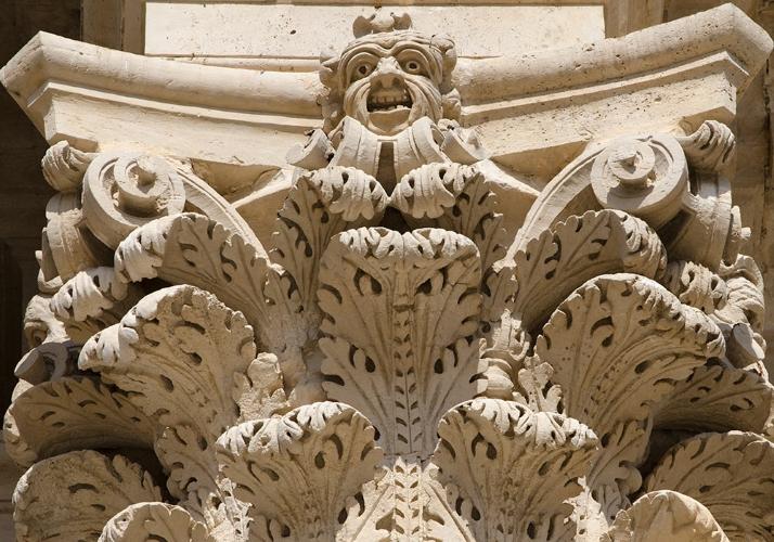Sicilian Baroque Architecture - Gallery Slide #43