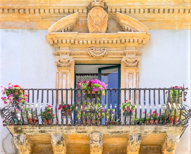 Sicilian Baroque Architecture - Gallery Slide #29