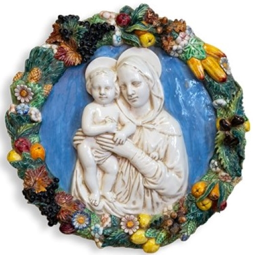 Fatti a Mano . . . Celebrating Italian Maiolica - Gallery Slide #35